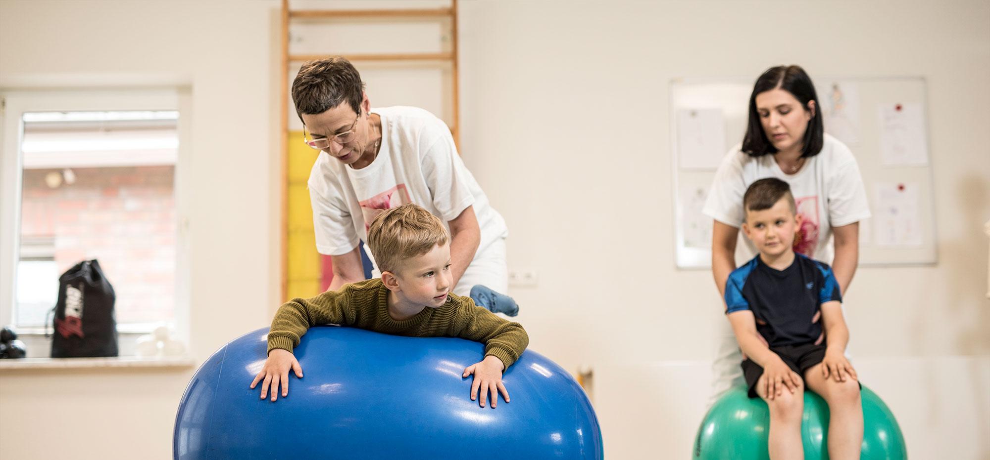 Krankengymnastik und 4D Bungee Fitness Training - Physiotherapie Künzler
