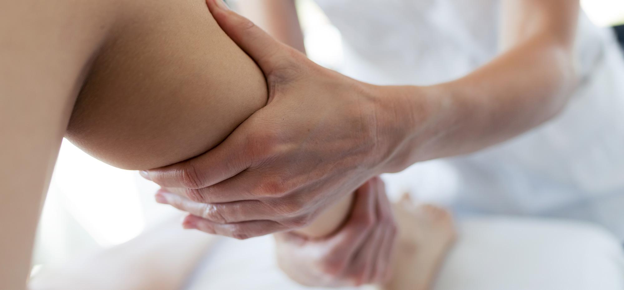 Lymphdrainage bei Physiotherapie Künzler