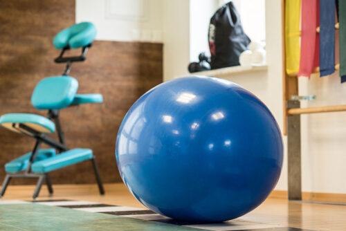 Impressionen Trainingsbereich - Physiotherapie Künzler
