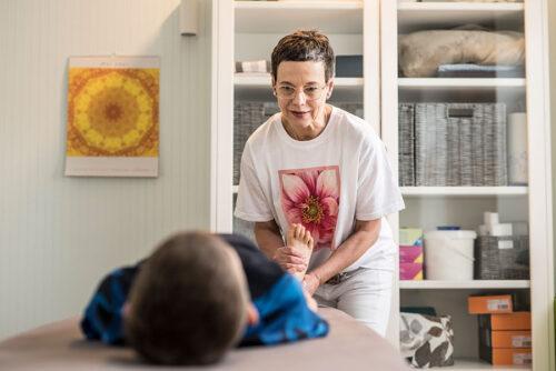 Behandlung - Physiotherapie Künzler